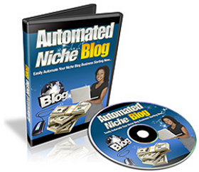 automated niche blog